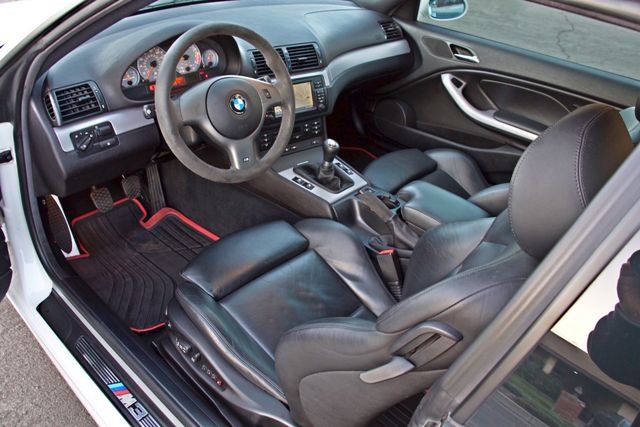 2006 BMW M3 COUPE COMPETITION PKG MANUAL NAVIGATION HEATED SEATS IMMACULATE COND. 1-OWNER Woodland Hills, CA 22