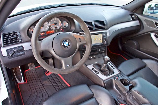 2006 BMW M3 COUPE COMPETITION PKG MANUAL NAVIGATION HEATED SEATS IMMACULATE COND. 1-OWNER Woodland Hills, CA 24