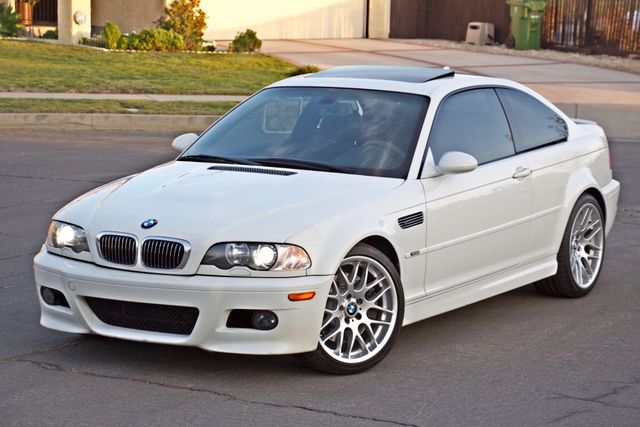 2006 BMW M3 COUPE COMPETITION PKG MANUAL NAVIGATION HEATED SEATS IMMACULATE COND. 1-OWNER Woodland Hills, CA 10