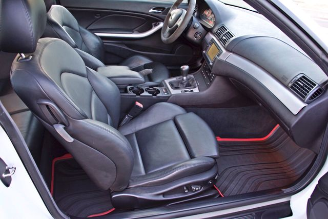 2006 BMW M3 COUPE COMPETITION PKG MANUAL NAVIGATION HEATED SEATS IMMACULATE COND. 1-OWNER Woodland Hills, CA 34
