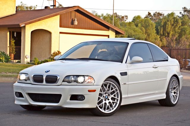 2006 BMW M3 COUPE COMPETITION PKG MANUAL NAVIGATION HEATED SEATS IMMACULATE COND. 1-OWNER Woodland Hills, CA 11