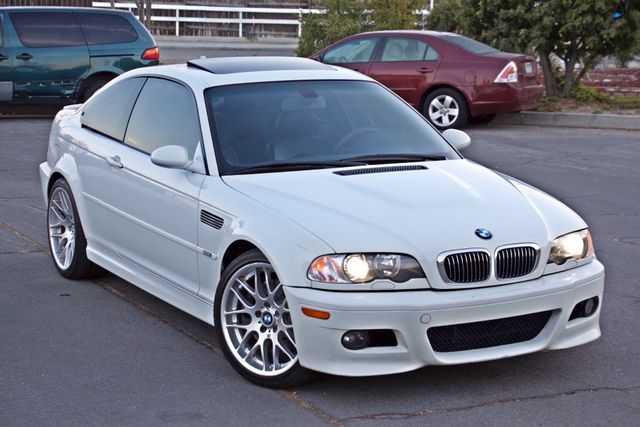 2006 BMW M3 COUPE COMPETITION PKG MANUAL NAVIGATION HEATED SEATS IMMACULATE COND. 1-OWNER Woodland Hills, CA 8