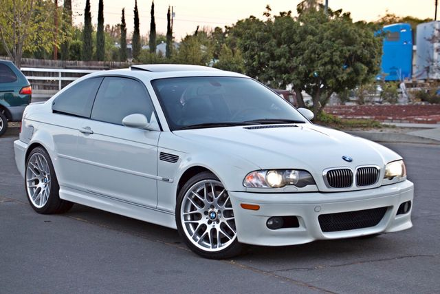 2006 BMW M3 COUPE COMPETITION PKG MANUAL NAVIGATION HEATED SEATS IMMACULATE COND. 1-OWNER Woodland Hills, CA 9