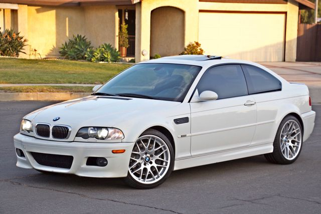 2006 BMW M3 COUPE COMPETITION PKG MANUAL NAVIGATION HEATED SEATS IMMACULATE COND. 1-OWNER Woodland Hills, CA 2