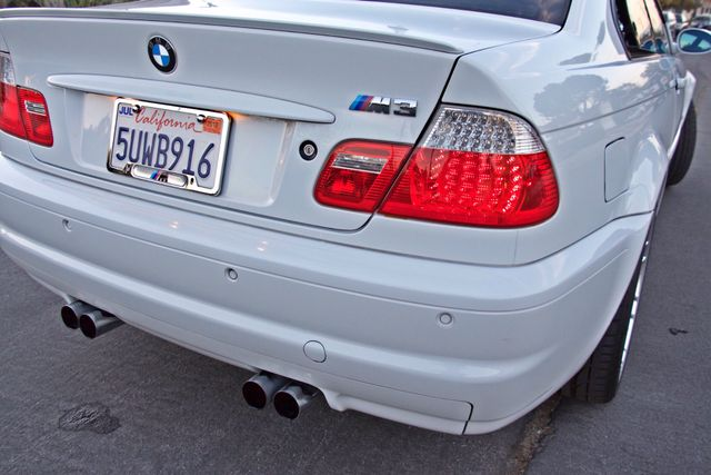 2006 BMW M3 COUPE COMPETITION PKG MANUAL NAVIGATION HEATED SEATS IMMACULATE COND. 1-OWNER Woodland Hills, CA 43
