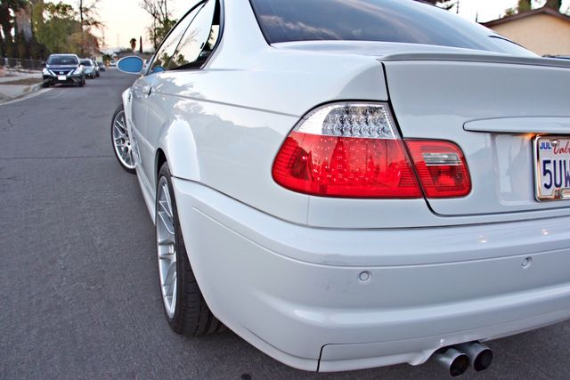 2006 BMW M3 COUPE COMPETITION PKG MANUAL NAVIGATION HEATED SEATS IMMACULATE COND. 1-OWNER Woodland Hills, CA 41