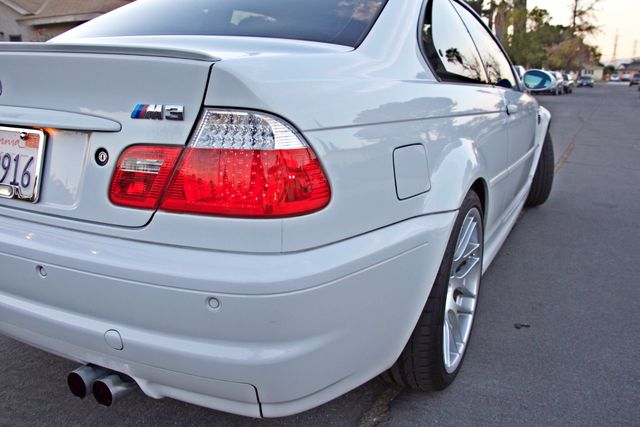 2006 BMW M3 COUPE COMPETITION PKG MANUAL NAVIGATION HEATED SEATS IMMACULATE COND. 1-OWNER Woodland Hills, CA 42