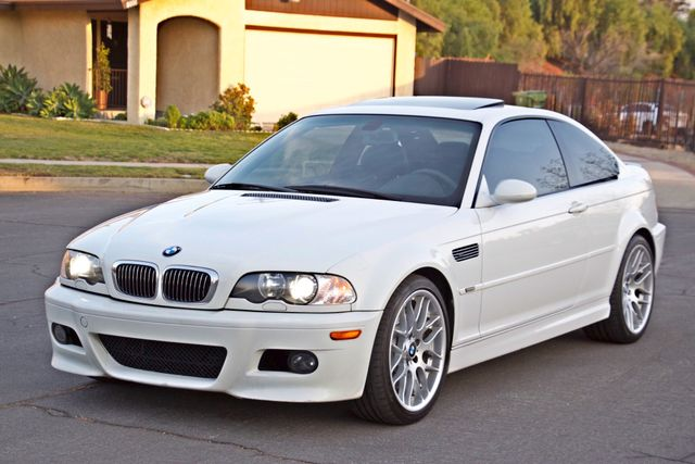 2006 BMW M3 COUPE COMPETITION PKG MANUAL NAVIGATION HEATED SEATS IMMACULATE COND. 1-OWNER Woodland Hills, CA 46