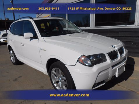 2006 BMW X3 3.0i AWD | Denver, CO | A&A Automotive of Denver in Denver, CO