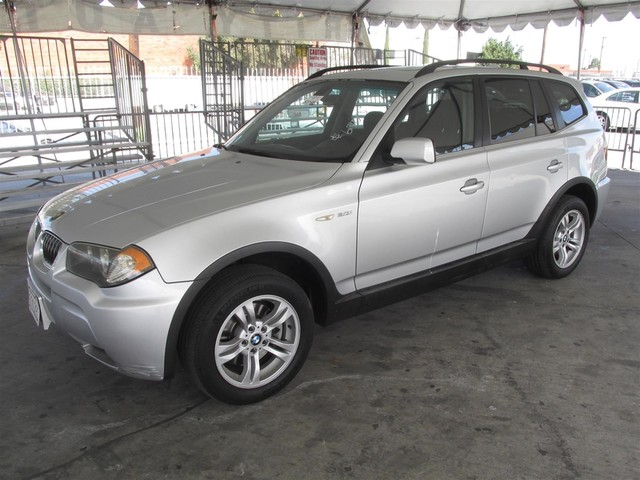 2006 BMW X3 30i Please call or e-mail to check availability All of our vehicles are available