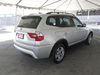 2006 BMW X3 3.0i Gardena, California 2