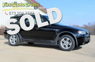 2006 BMW X3 3.0i  | Jackson , MO | First Auto Credit in  MO