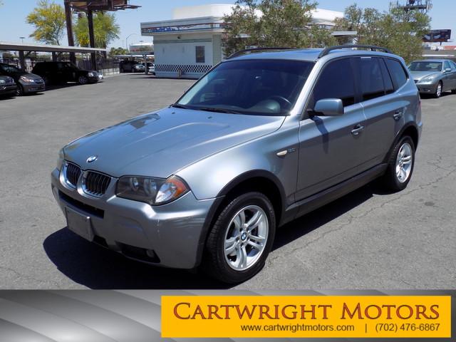 2006 BMW X3 3.0i Las Vegas, Nevada 0
