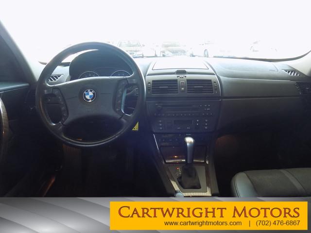 2006 BMW X3 3.0i Las Vegas, Nevada 15