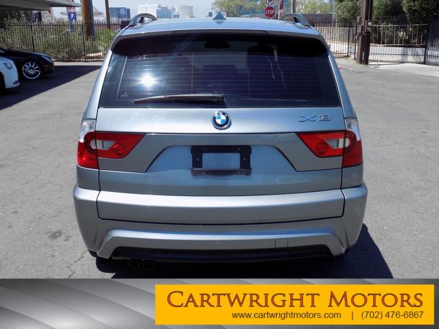 2006 BMW X3 3.0i Las Vegas, Nevada 2