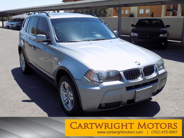 2006 BMW X3 3.0i Las Vegas, Nevada 4