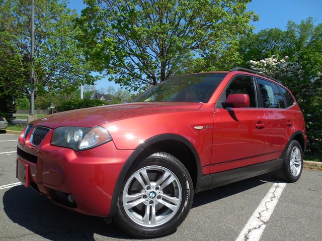 2006 BMW X3 3.0i 3.0I Leesburg, Virginia 0