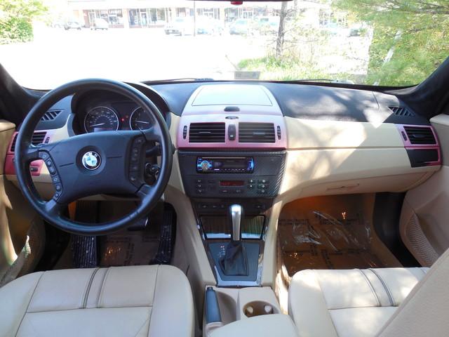 2006 BMW X3 3.0i 3.0I Leesburg, Virginia 12