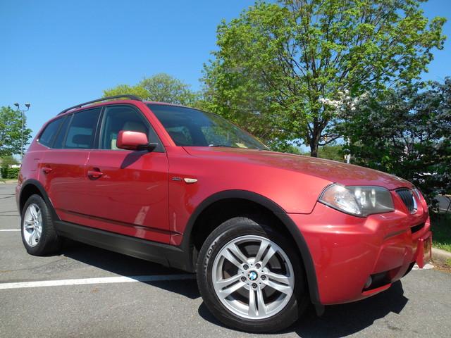 2006 BMW X3 3.0i Leesburg, Virginia 1