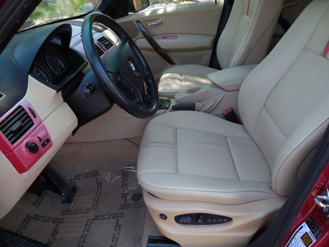 2006 BMW X3 3.0i Leesburg, Virginia 9