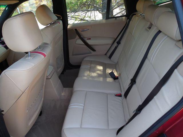 2006 BMW X3 3.0i Leesburg, Virginia 10