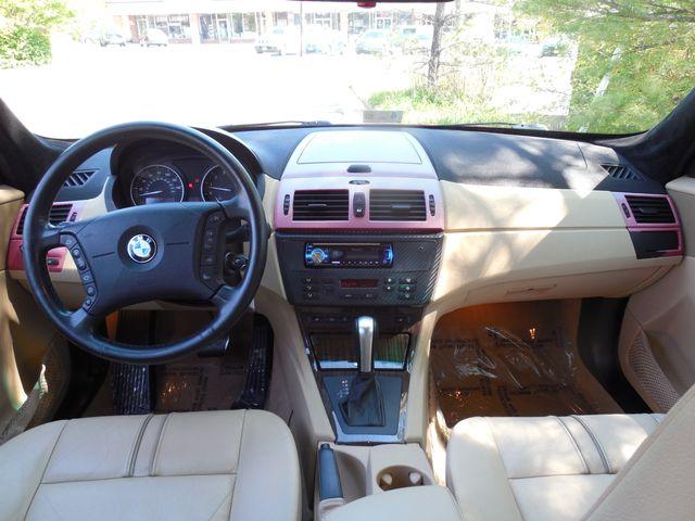2006 BMW X3 3.0i Leesburg, Virginia 12
