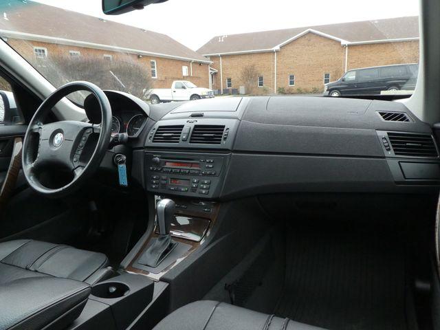 2006 BMW X3 3.0i Leesburg, Virginia 13
