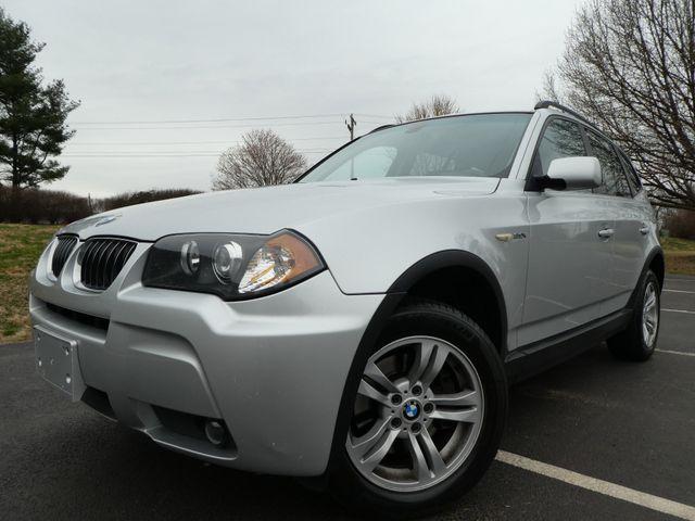 2006 BMW X3 3.0i Leesburg, Virginia 0