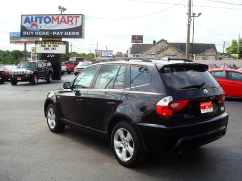 2006 BMW X3 3.0i    Nashville, Tennessee   Auto Mart Used Cars Inc. in Nashville, Tennessee