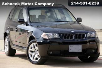 "2006 BMW X3 3.0i ""M"" sport package Plano, TX"