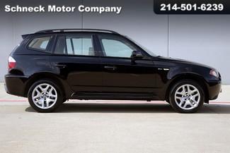 "2006 BMW X3 3.0i ""M"" sport package Plano, TX 12"