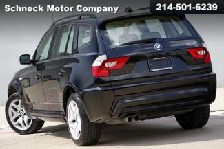 "2006 BMW X3 3.0i ""M"" sport package Plano, TX 18"