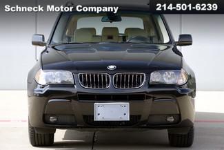 "2006 BMW X3 3.0i ""M"" sport package Plano, TX 3"