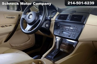 "2006 BMW X3 3.0i ""M"" sport package Plano, TX 31"