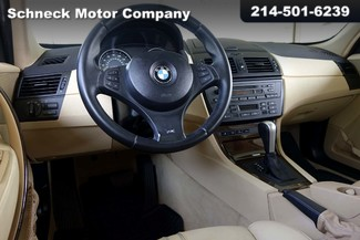 "2006 BMW X3 3.0i ""M"" sport package Plano, TX 32"