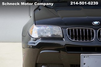 "2006 BMW X3 3.0i ""M"" sport package Plano, TX 4"