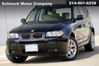 "2006 BMW X3 3.0i ""M"" sport package Plano, TX 6"