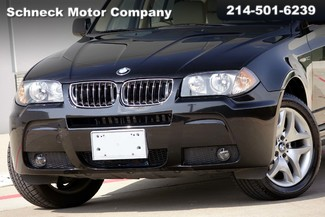 "2006 BMW X3 3.0i ""M"" sport package Plano, TX 7"