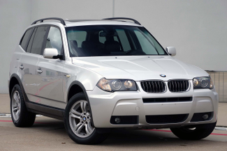 2006 BMW X3 3.0i* NAV* Pano Roof* EZ Finance**  | Plano, TX | Carrick's Autos in Plano TX