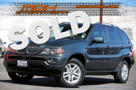 2006 BMW X5 3.0i - Premium pkg - Only 67K miles in Los Angeles