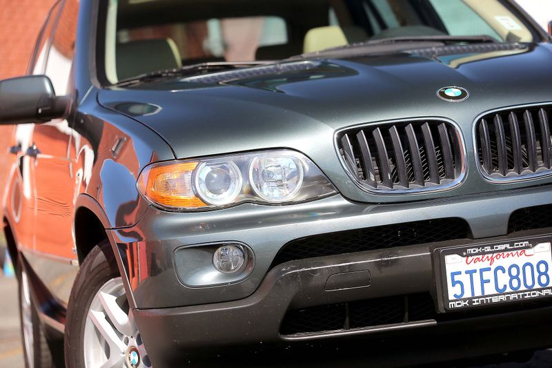 2006 BMW X5 30i - Premium pkg - Only 67K miles  city California  MDK International  in Los Angeles, California