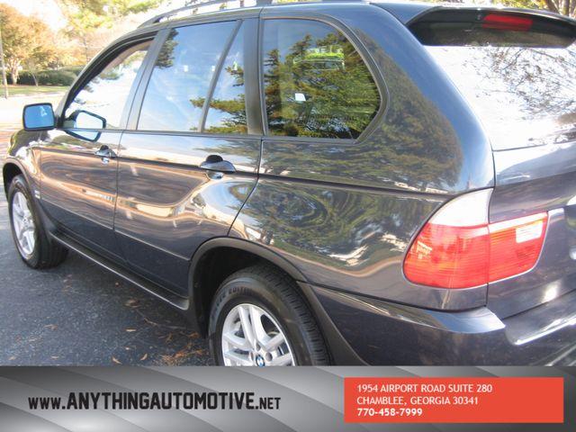2006 BMW X5 3.0i Premium Chamblee, Georgia 11