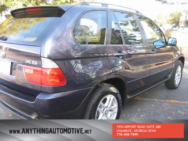 2006 BMW X5 3.0i Premium Chamblee, Georgia 16