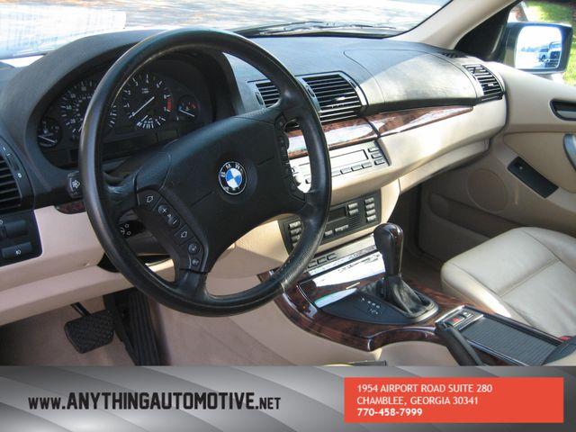 2006 BMW X5 3.0i Premium Chamblee, Georgia 31