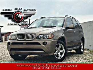 2006 BMW X5 3.0i Leather, Sunroof, Premium Stereo! | Lewisville, Texas | Castle Hills Motors in Lewisville Texas