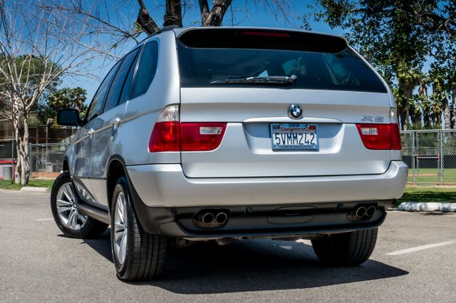 2006 BMW X5 4.4i Reseda, CA 7