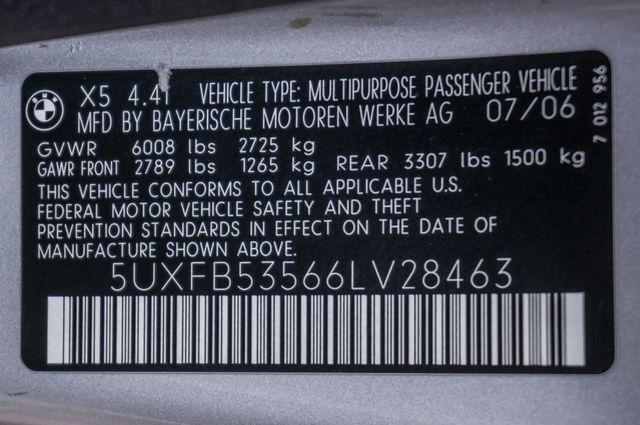 2006 BMW X5 4.4i Reseda, CA 40