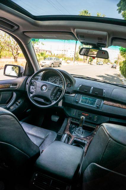 2006 BMW X5 4.4i Reseda, CA 35