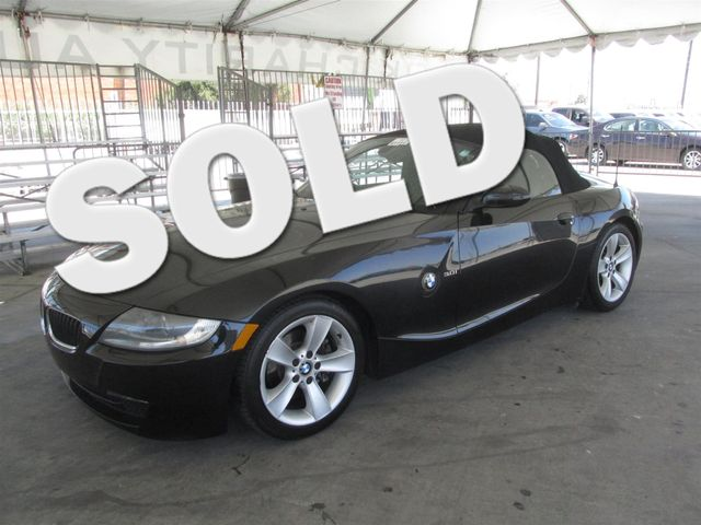 2006 BMW Z4 30i Please call or e-mail to check availability All of our vehicles are available