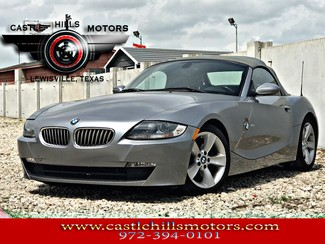 2006 BMW Z4 3.0i Roadster**INCLUDES 2 YRS FREE MAINTENANCE**  | Lewisville, Texas | Castle Hills Motors in Lewisville Texas